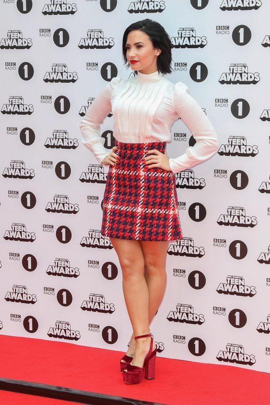 Bierzcie przyk�ad z Demi Lovato (FOTO)