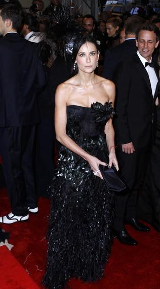 Co paliła Demi Moore w noc, gdy trafiła do szpitala?