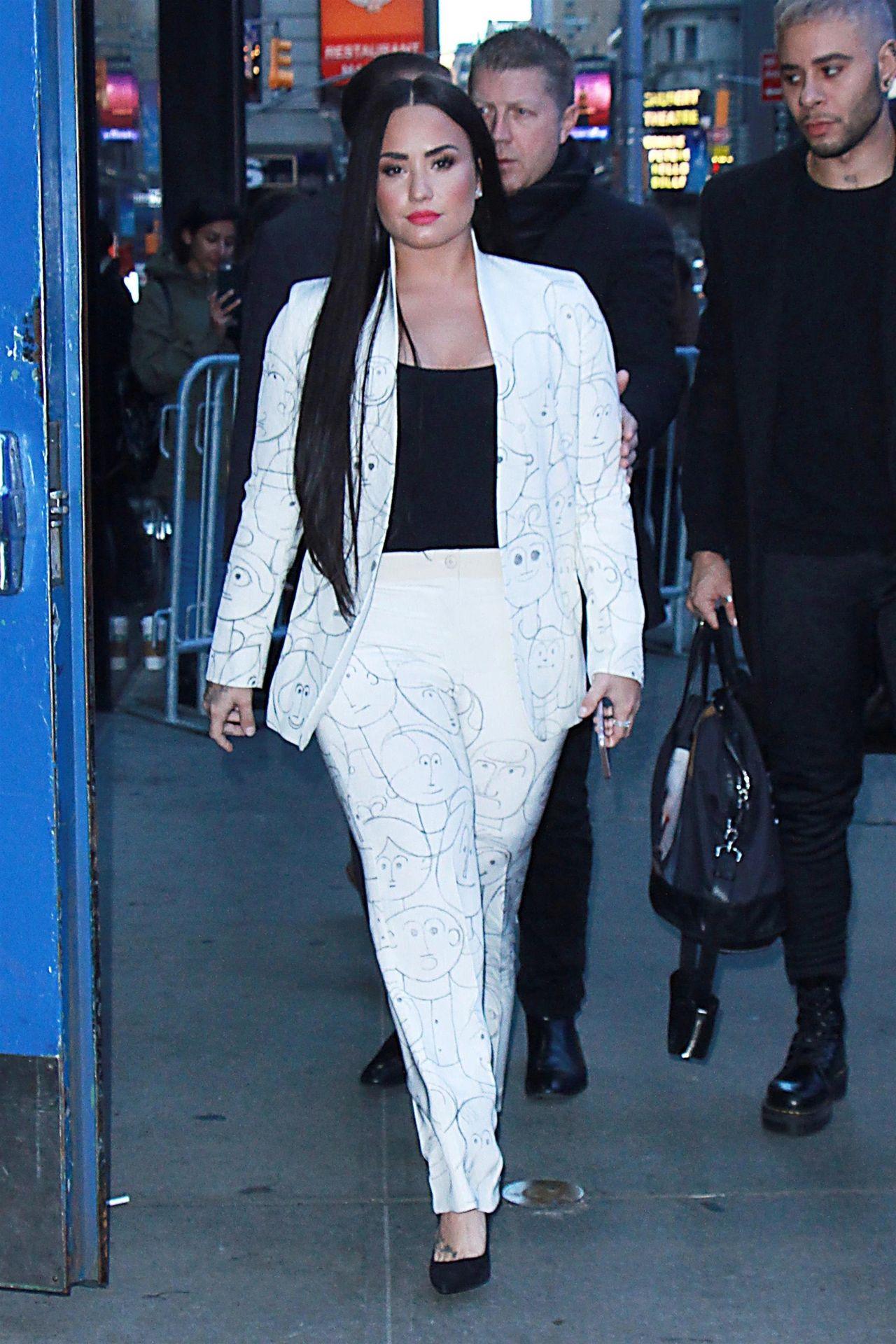 Demi Lovato OPUŚCIŁA odwyk?