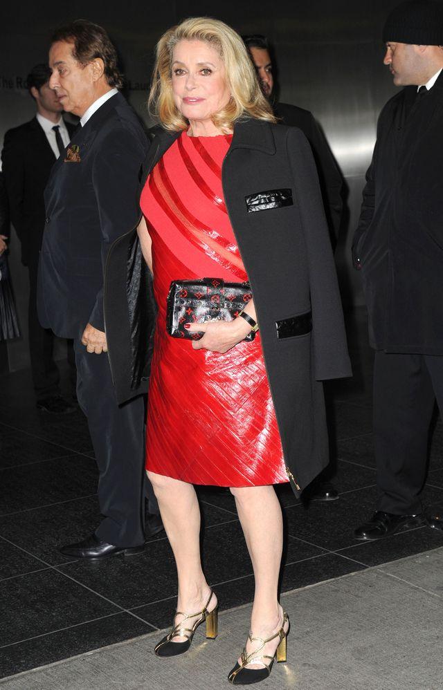 Kerr, Kloss, Wintour na imprezie Louisa Vuittona (FOTO)