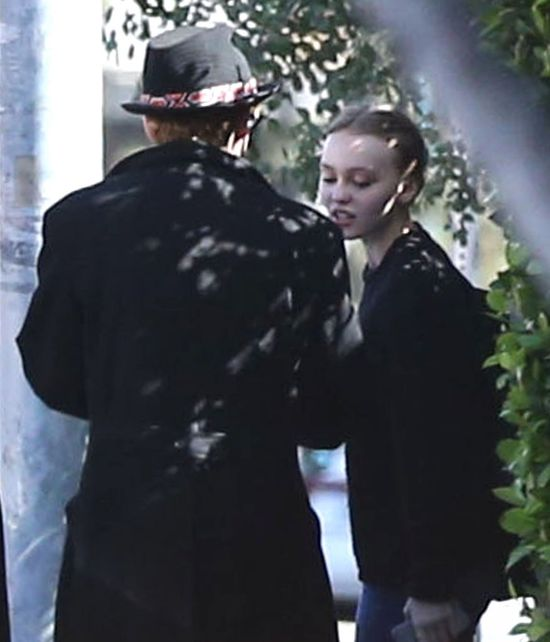 W co bawił się Johnny Depp ze swoją córeczką?