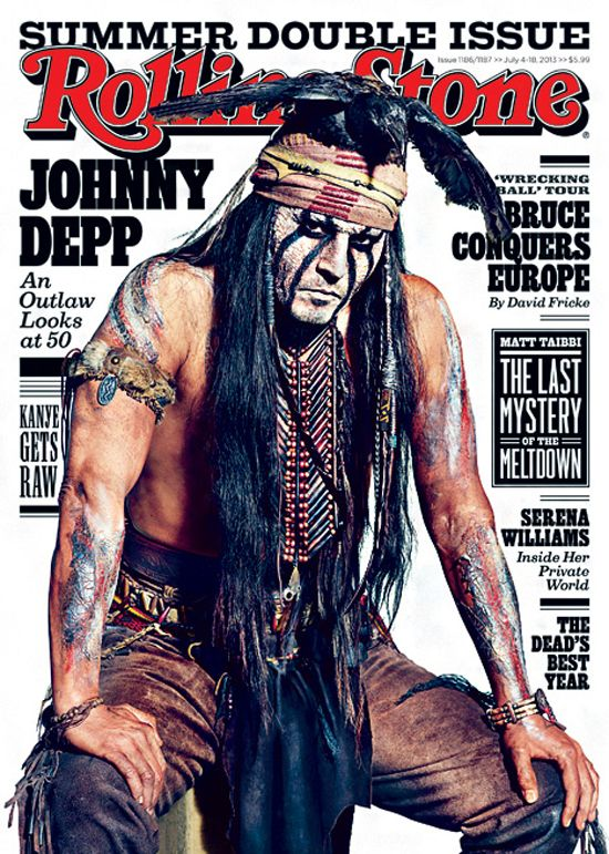 Johnny Deep o rozejściu z Vanessą Paradis