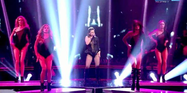 Kasia Dereń - lepsza od Beyonce?
