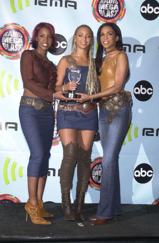 Beyonce udowodniła, że w Destiny's Child liczyła się tylko ONA!