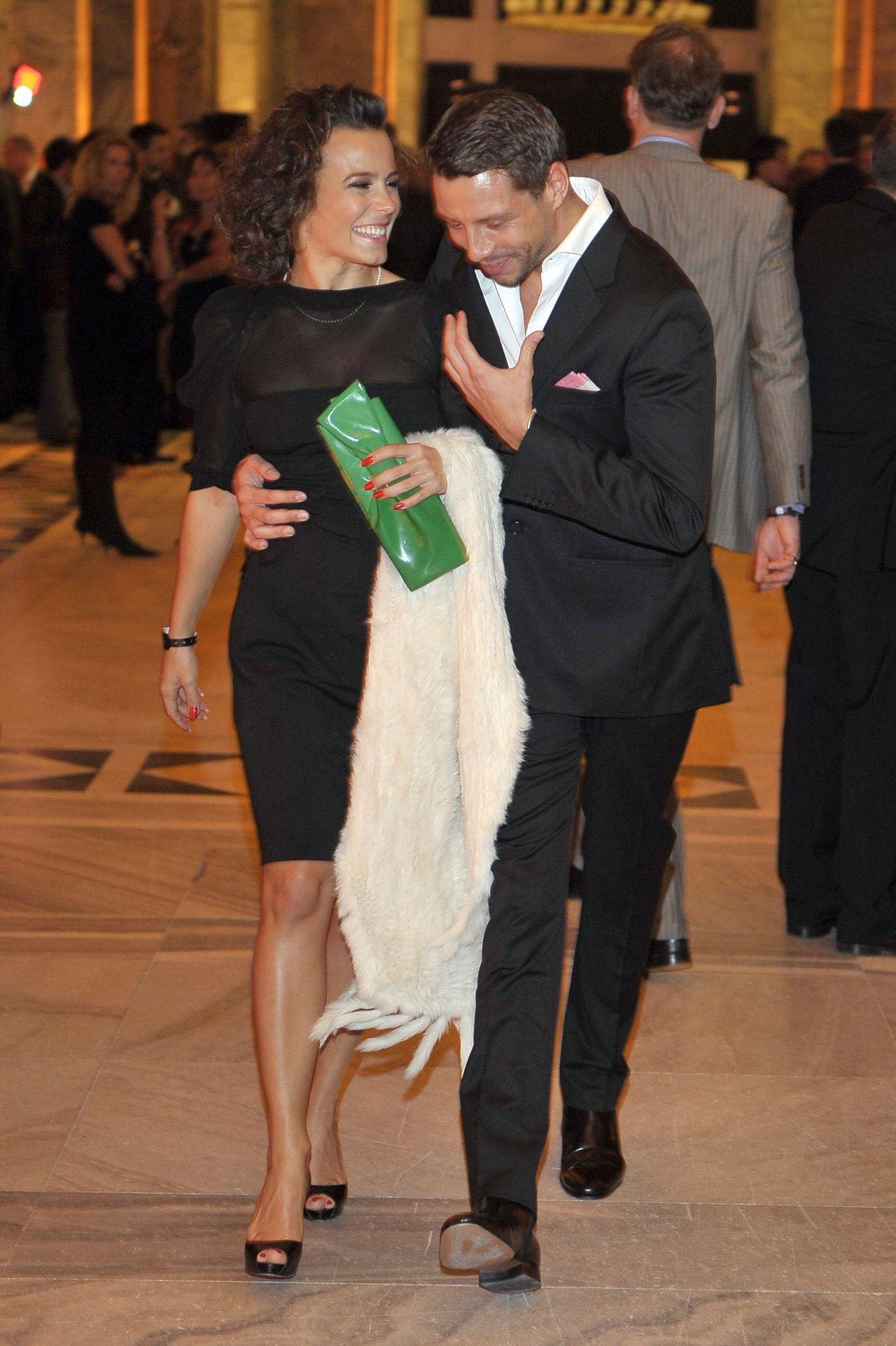 Anna Mucha i Marcel Sora – zdjęcia