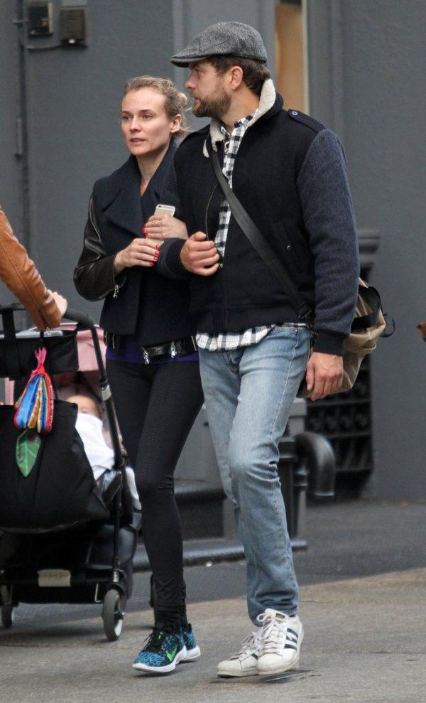 Diane Kruger i Joshua Jackson chc� Wam co� powiedzie�