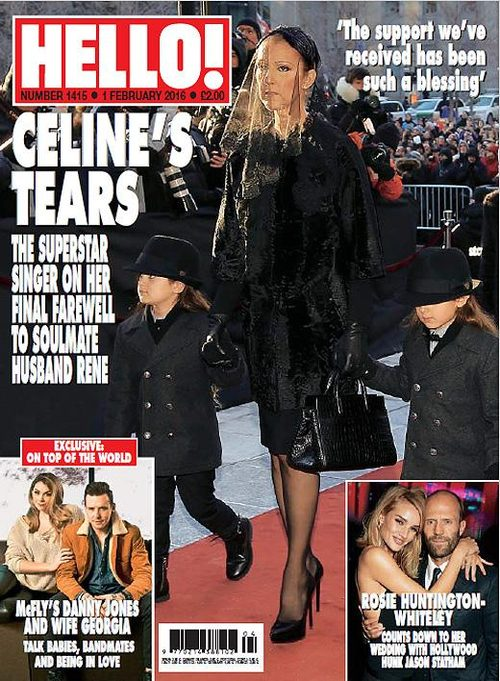 Nie najlepsze wieści o Celine Dion