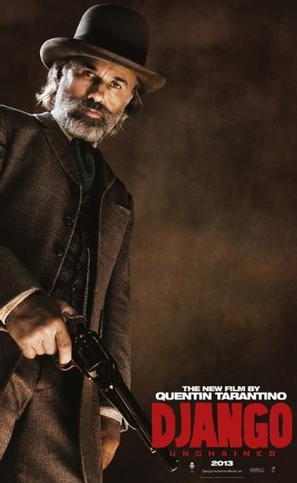 Leonardo DiCaprio w Django unchained (FOTO)