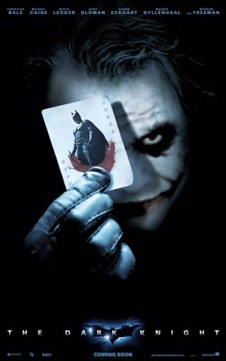 Oficjalny trailer do Dark Knight