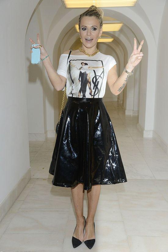 Doda śmieje się ze swojej stylizacji (FOTO)