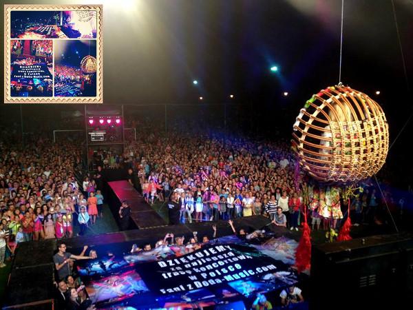 Doda wystąpiła podczas Święta Papryki w Klwowie