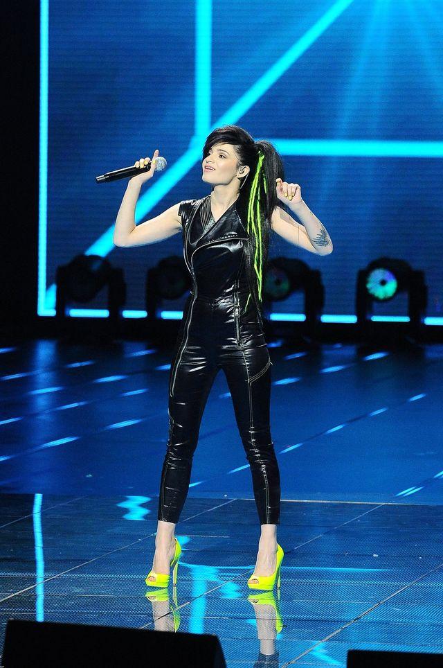 Lisowska nie pokaże takiego show, jak Doda [VIDEO]