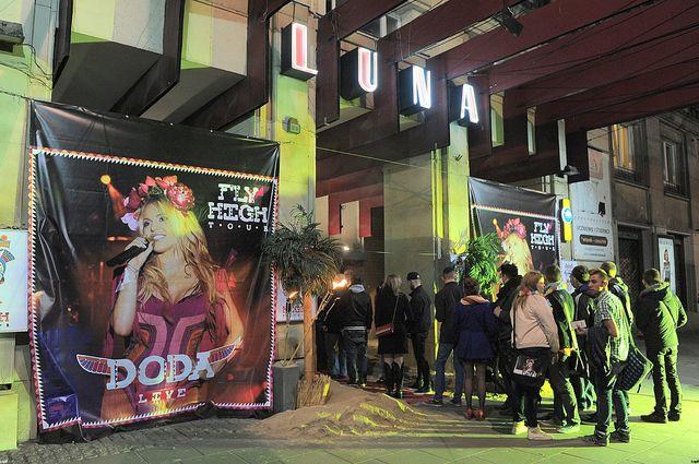 Doda i jej goście na premierze płyty DVD (FOTO)
