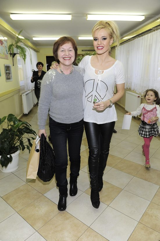 Doda z mamą na okładce nowej Vivy! (FOTO)