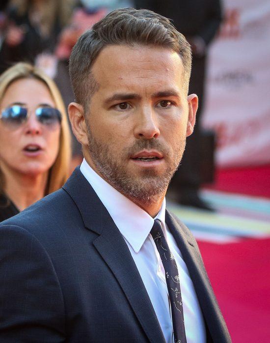Co tam Emile i Nergale - Ryan Reynolds zwr�ci� uwag� na Dod�