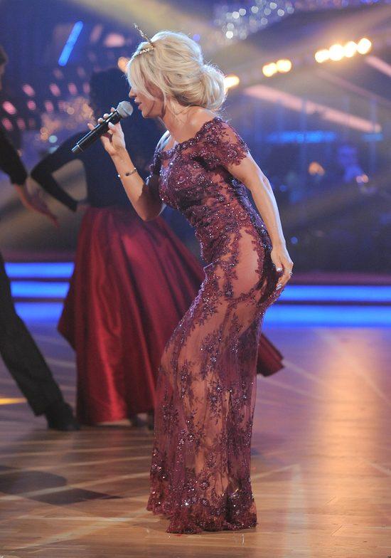 Doda całuje się z Emilem Haidarem po Tańcu z gwiazdami