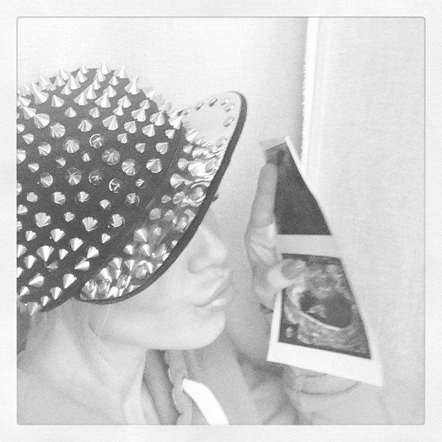 Doda pokazała zdjęcia USG (FOTO)