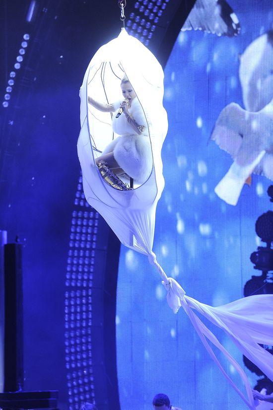 Sylwestrowe show Dody rzeczywi�cie by�o imponuj�ce? (FOTO)
