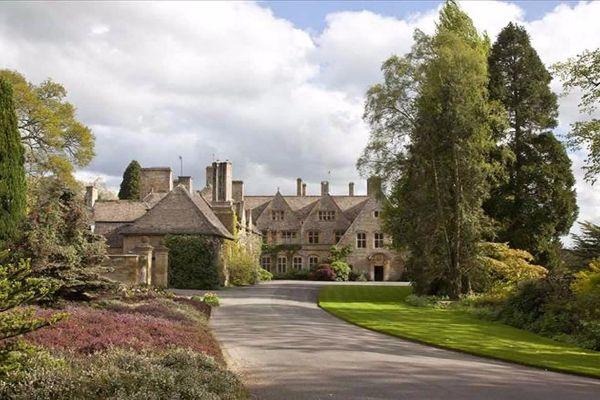 Oto nowy Beckingham Palace (FOTO)