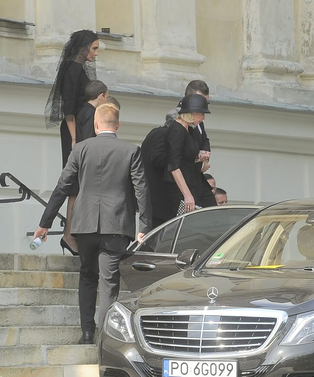 Pogrzeb Jana Kulczyka (FOTO)