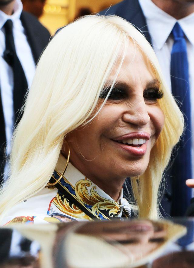 Straszyli, że po 60. jej twarz się rozsypie!