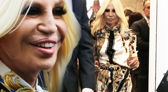 Donatella Versace: TO najbardziej denerwuje ją w wymowie Amerykanów