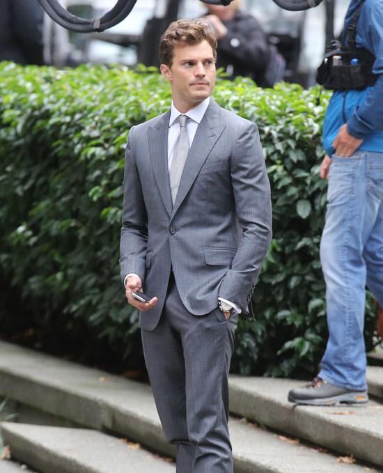 Jamie Dornan: W 50 twarzach Greya nie będzie pełnej nagości