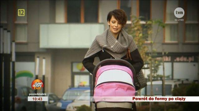 Dorota Gardias ma wózek droższy od Kim Kardashian