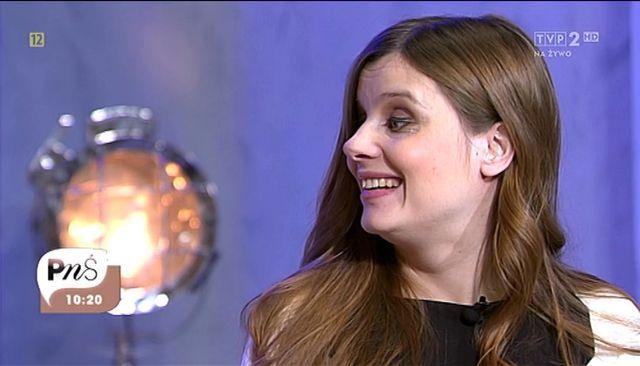 Dorota Osińska 3 dni przed porodem promuje swoją nową płytę