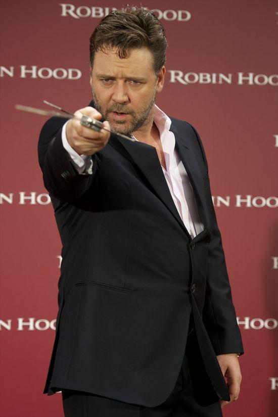 Arkadiusz Milik zripostował Russella Crowe. Aktor... nie pozostał mu dłużny!