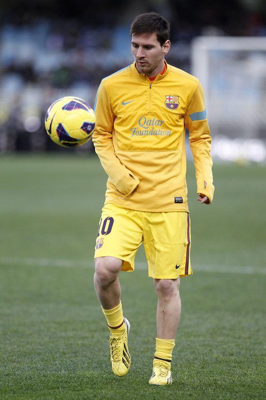 Lionel Messi ca�kowicie... osiwia�?! Takiej metamorfozy nikt si� nie spodziewa�!