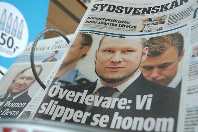Szokująca decyzja sądu w Norwegii! Anders Breivik dostał OGROMNY przywilej!