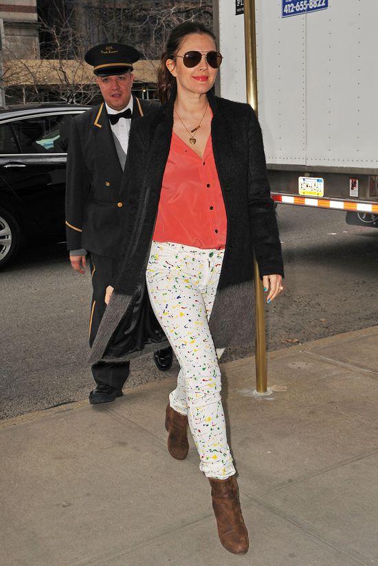 Drew Barrymore: Kobiety są humorzaste