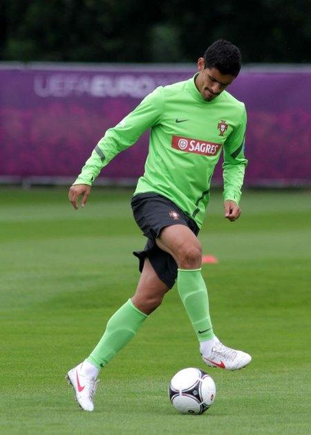 Christiano Ronaldo gwiazdorzy nawet na boisku (FOTO)