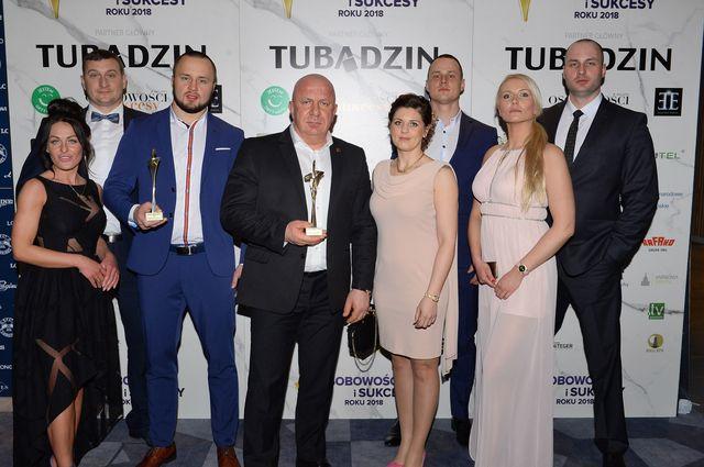 Julia Wieniawa i Beata Tadla wśród nagrodzonych stauetkami Osobowości i Sukcesy
