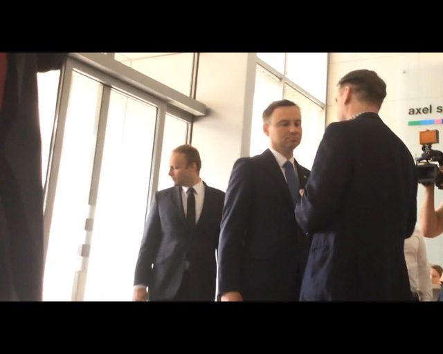 Tomasz Lis OSOBIŚCIE przeprosił Andrzeja Dudę (FOTO)