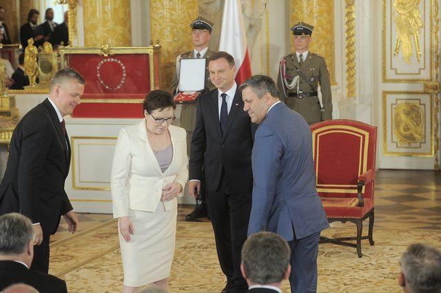 David Cameron do Andrzeja Dudy: Dobrze pan m�wi po angielsku