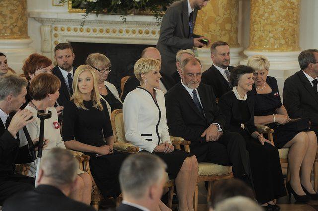 Dorota Wróblewska chwali Pierwszą Damę i jej córkę (FB)