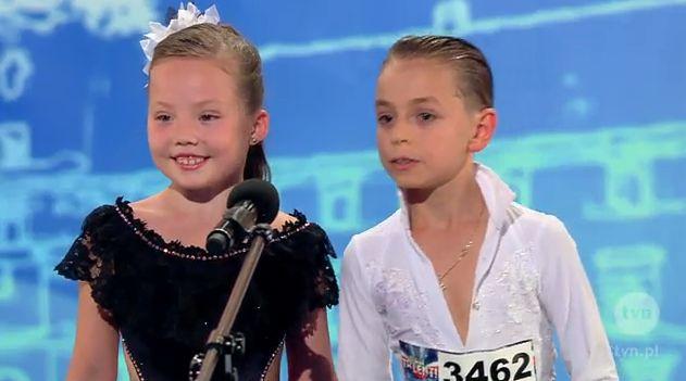 Duet Elita – dwoje dzieci zachwyciło jurorów Mam Talent