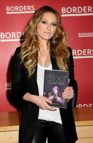 Hilary Duff odniosła sukces jako pisarka