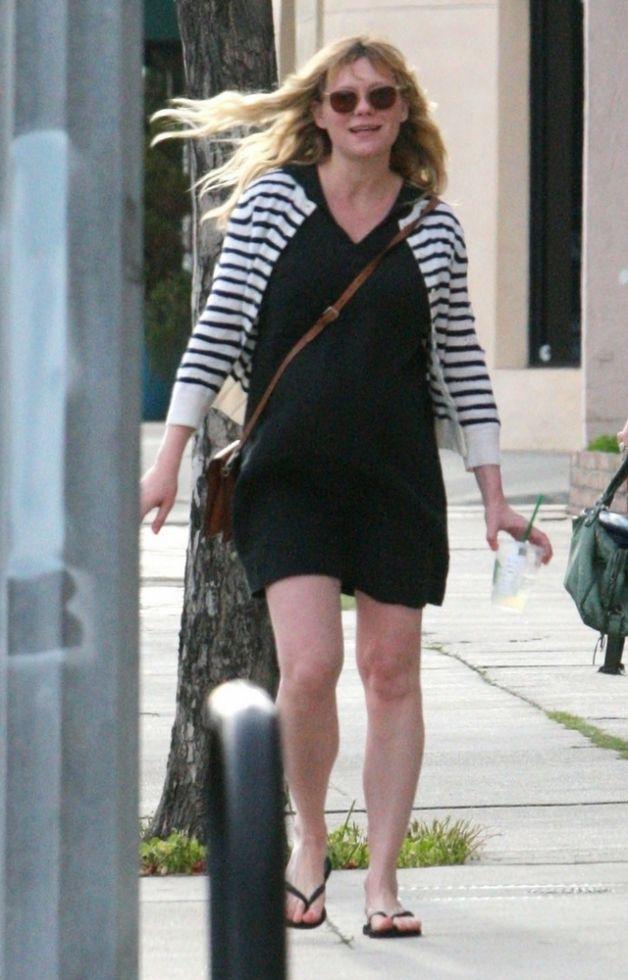 Kirsten Dunst urodziła! Znamy PŁEĆ dziecka