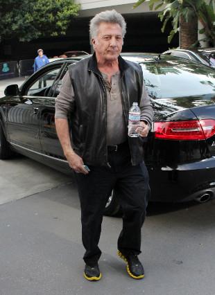 Dustin Hoffman zdradza własną receptę na stres: Tequila