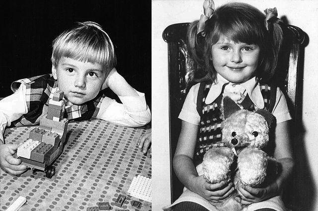 Wow! Agada Duda i Andrzej Duda pokazują zdjęcie z dzieciństwa!