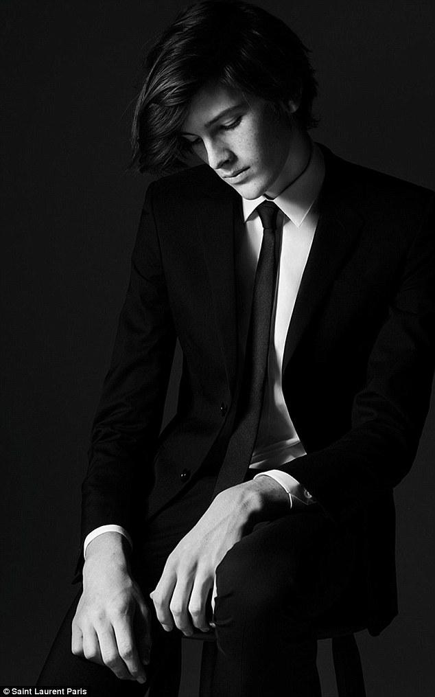 17-letni syn Pierce'a Brosnana debiutuje w roli modela FOTO