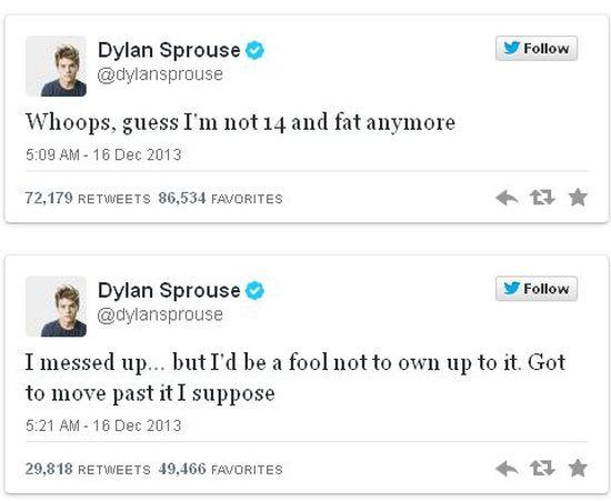 Dylan Sprouse - nagie zdjęcia wyciekły do sieci (FOTO)