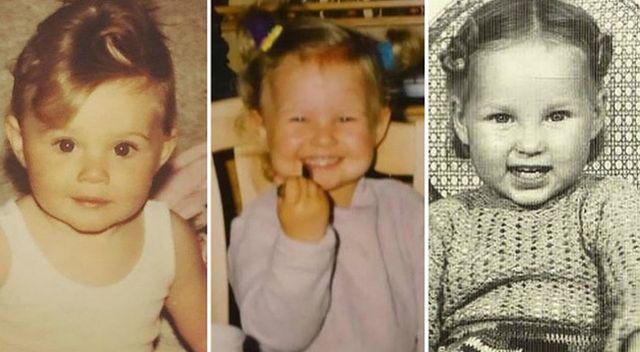 Gwiazdy na zdjęciach z dzieciństwa! Rozpoznasz je? (QUIZ)