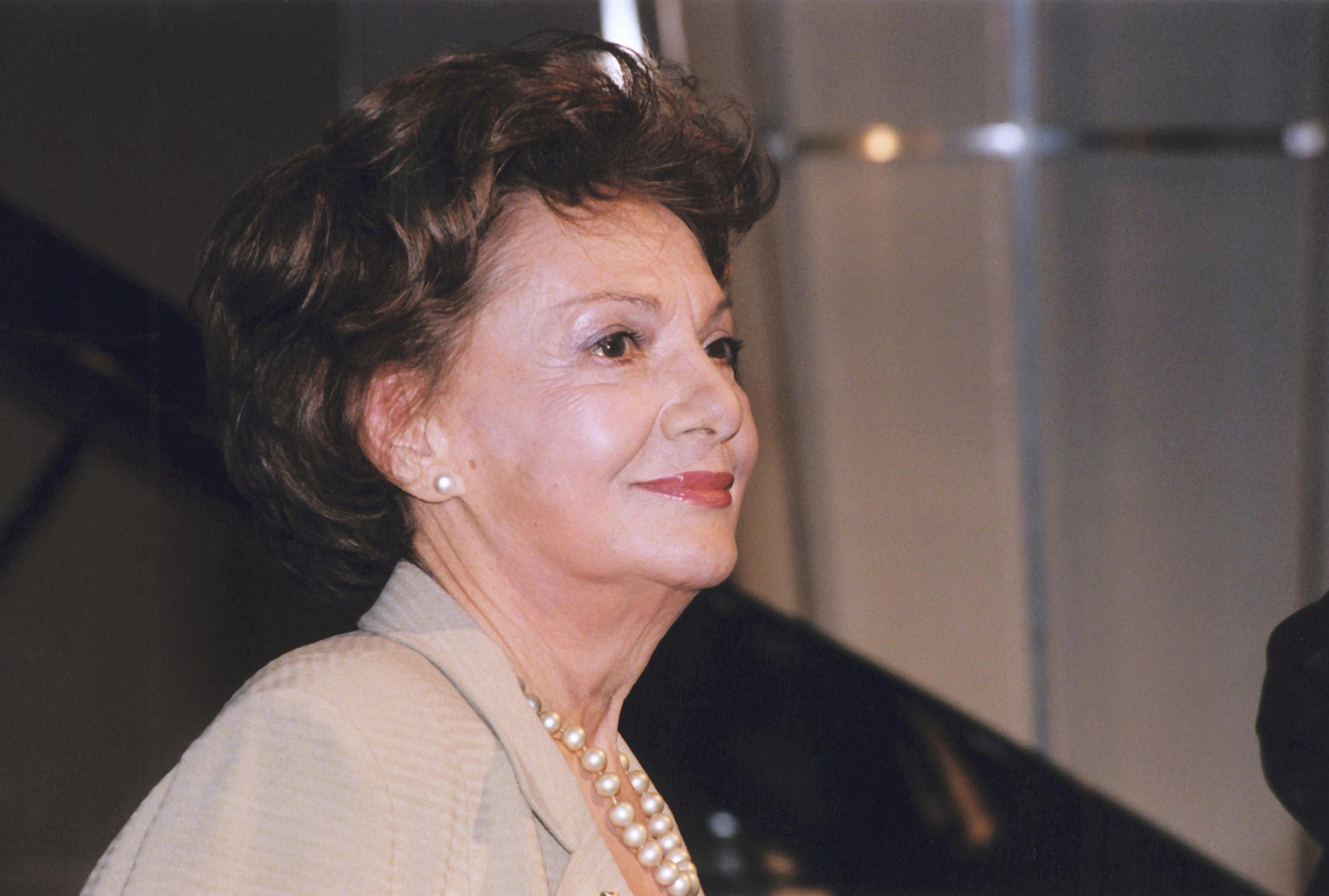 Nie żyje Irena Dziedzic. Miała 93 lata
