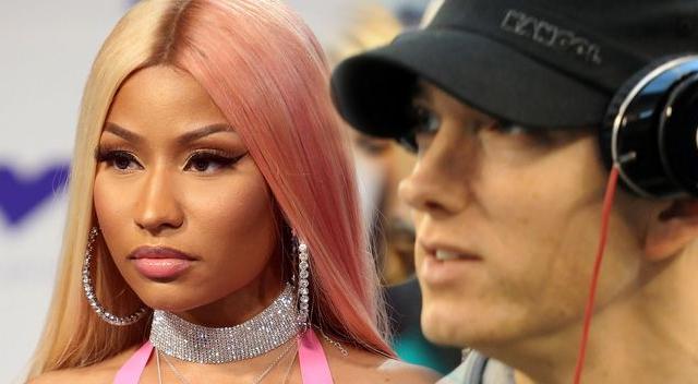 Nicki Minaj i Eminem są parą!