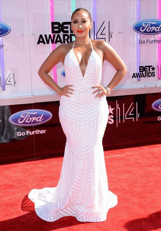 Adrienne Bailon –  była dziewczyna Roba Kardashiana