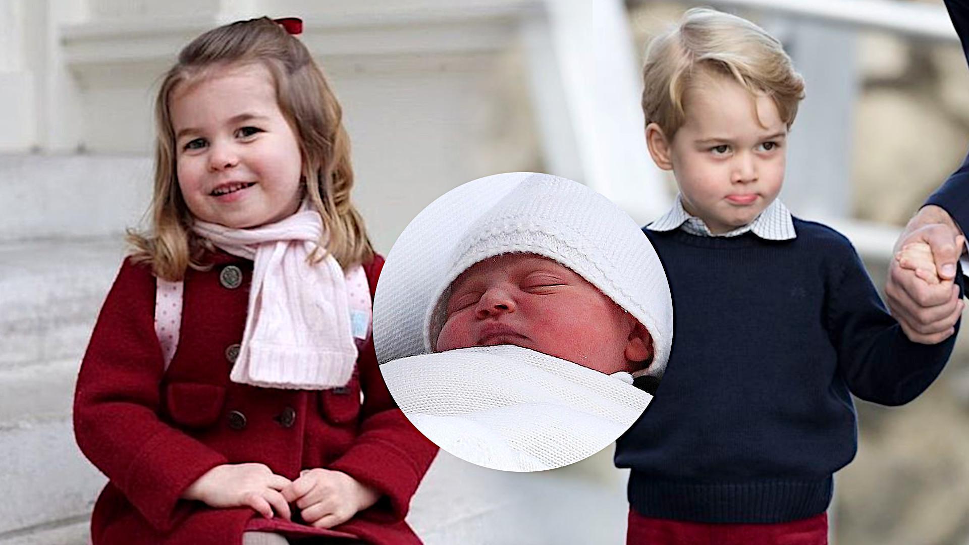 Te ZWYKŁE rzeczy są ZAKAZANE dla George'a, Charlotte i Louisa